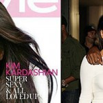 Kim Kardashian Opens Up to InStyle UK and Supports Kanye West at the BET Awards