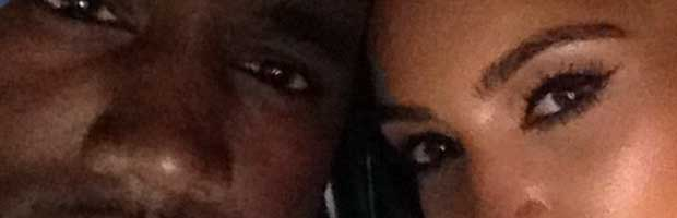 Kim Kardashian Wants to Remind Everyone That She and Kanye West are Happy