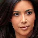 Kim Kardashian Takes in a Broadway Show With Her Man