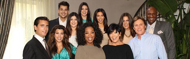 Oprah and Kim Kardashian: O Returning a Favor?