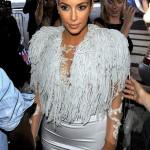 Kim on Fashion Week in NY