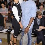 Kim K on Fashion Week in NY