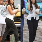 Kim Kardashian's a new baby