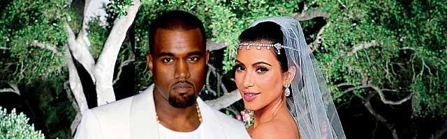 Are Kim Kardashian and Kanye West Engaged?!