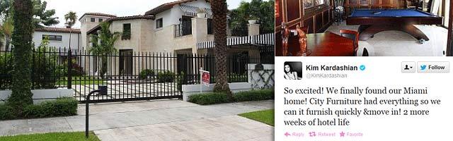 Kim Kardashian Buys a House in Miami
