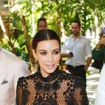 Kim Kardashian and Kanye West Double Dating With Kourtney and Scott