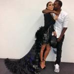 Kim and Kanye MTV Europe Music Awards