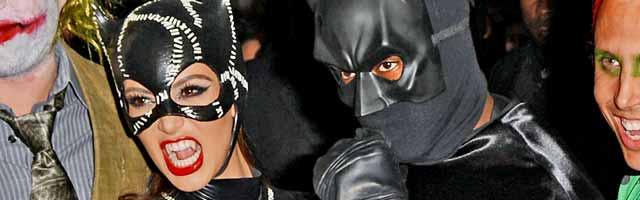 Kim Kardashian and Kanye West saving the world