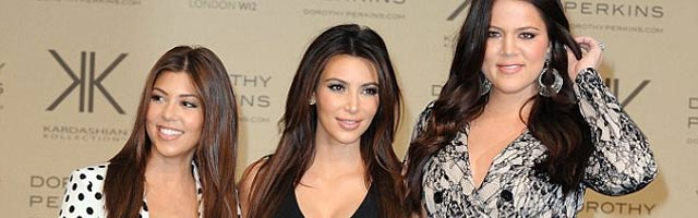 The Kardashian Sisters Take London By Storm