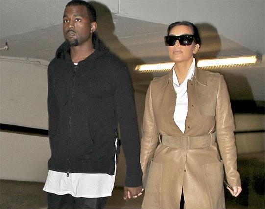 Kim Kardashian Pregnancy Rumors