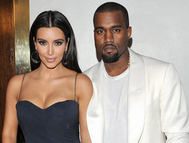 Kim Kardashian's Giving Up What for Kanye West