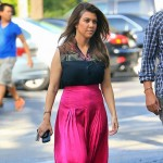 Kourtney Kardashian after pregnant