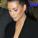 Kim Kardashian is Back in NYC
