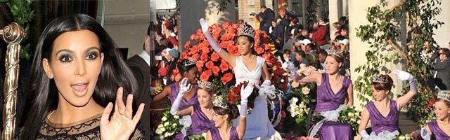 No Rose Parade Ride for Kim Kardashian