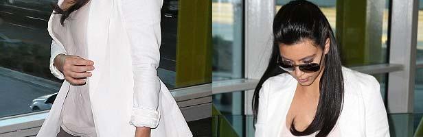 Kim Kardashian Definitely Has a Baby Bump