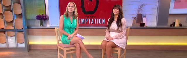 Kim Kardashian on 'Good Morning America': Talks Pregnancy Style and More