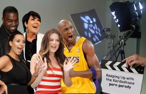 Keeping Up with the Kardashians Porn Parody