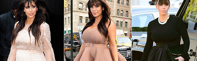 It's Official: Pregnant Kim Kardashian is Having…