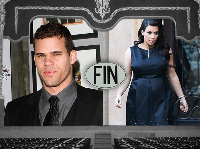 Kim K. divorce from Kris Humphries is final