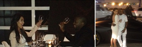 What Did Kim Kardashian Give Kanye West for His Birthday?