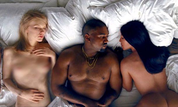 Taylor Swift accused Kanye West and Kim Kardashian of a slander