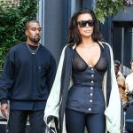 Kim Kardashian and her tasteless outfit