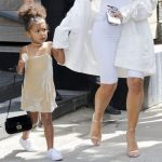 Kim Kardashian spoils her three-year-old daughter North