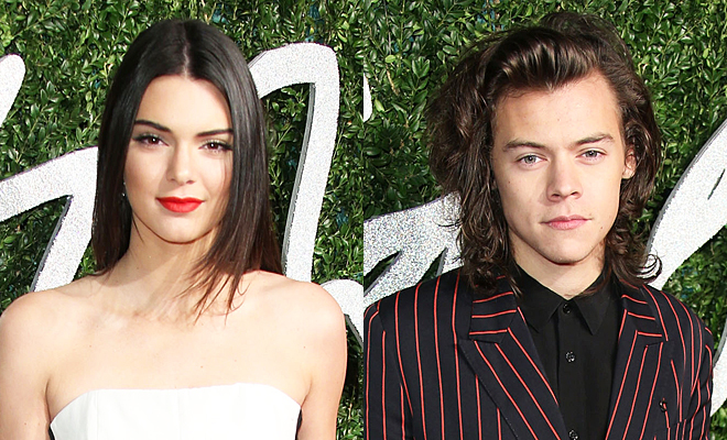 Kendall Jenner and Harry Styles are together again