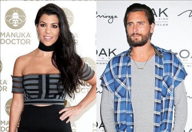 Kourtney Kardashian and Scott Disick together again?