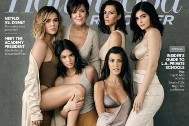 """The Kardashians Family"" 10-year-old anniversary"