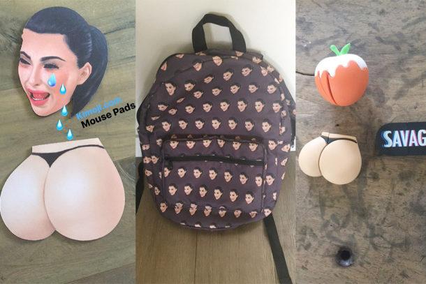 Kim Kardashian's new stationary collection