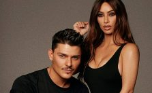 Kim Kardashian introduced Armenian shades